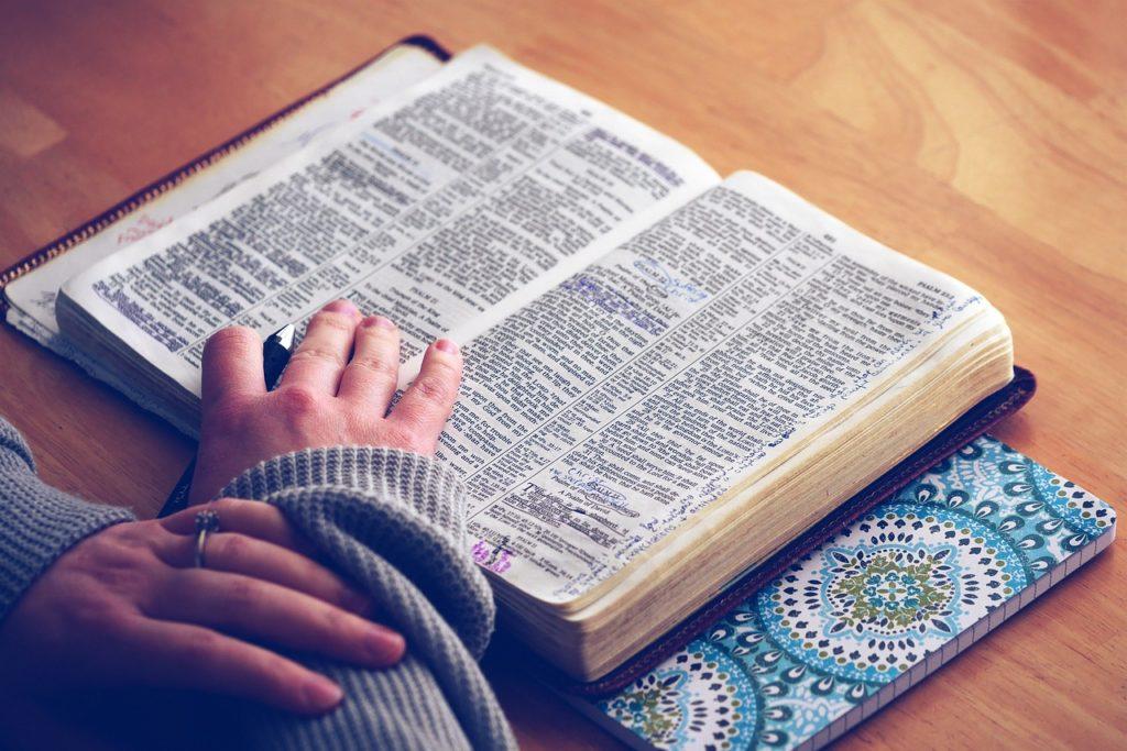Bible Study - Free Image